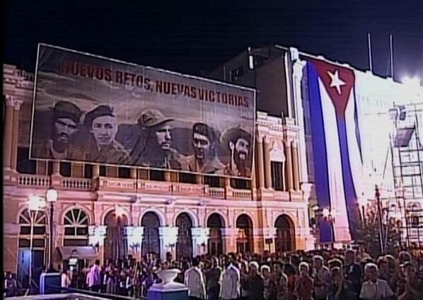 Cuba-Fidel Ernesto Vasquez