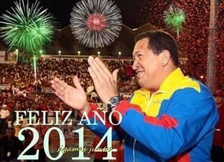 Feliz Año 2014 -Fidel Ernesto Vasquez