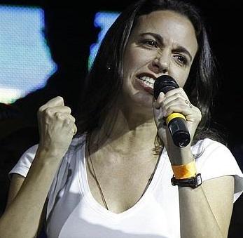 Maria Corina Machado-Fidel Ernesto Vasquez