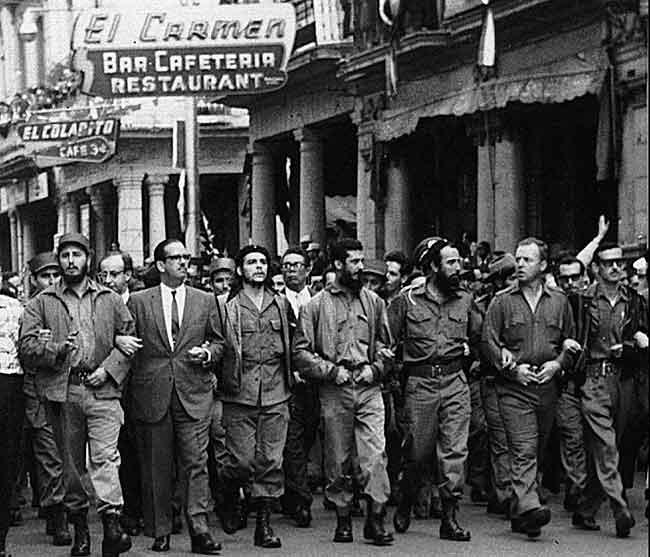 Revolucion cubana-Fidel Ernesto Vasquez
