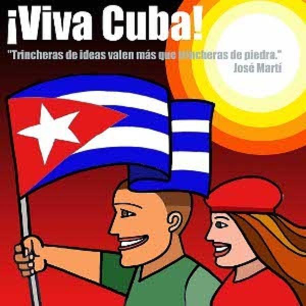 Viva Cuba-Fidel Ernesto Vasquez