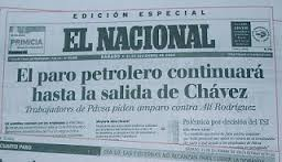 11 AÑOS DE LA DERROTA DEL SABOTAJE PETROLERO-Fidel Ernesto Vasquez