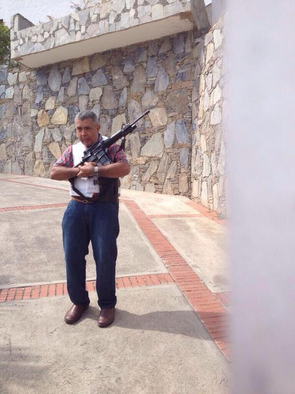 Angel Vivas-Fidel Ernesto Vasquez