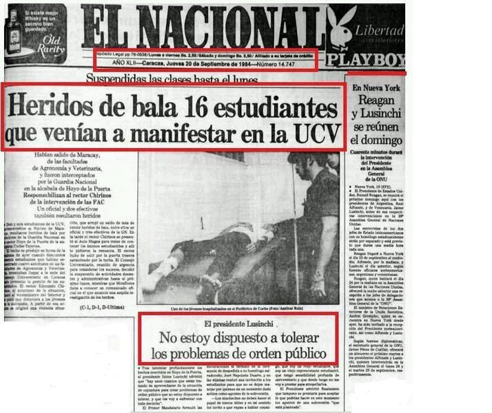 ASI ERA LA VENEZUELA QUE LOS FASCISTAS DE LA DERECHA AMAN-Fidel Ernesto Vasquez