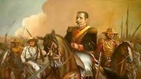 Ezequiel Zamora-Fidel Ernesto Vasquez