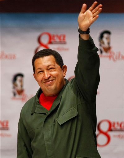 Hugo Chavez-Fidel Ernesto Vasquez
