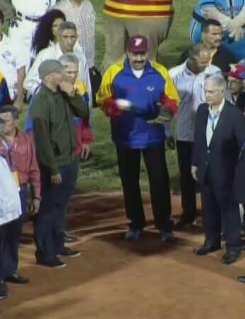 Nicolas Maduro M.-Fidel Ernesto Vasquez