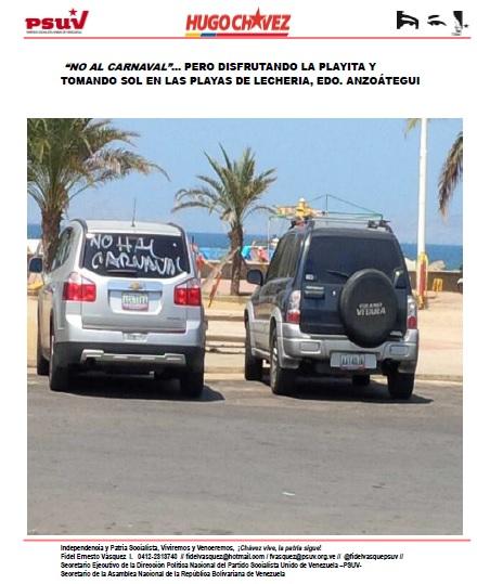 NO AL CARNAVAL… PERO DISFRUTANDO LA PLAYITA EN LECHERIA,  Edo. ANZOÁTEGUI-Fidel Ernesto Vasquez
