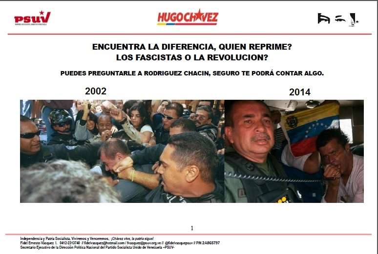QUIEN REPRIME-Fidel Ernesto Vasquez