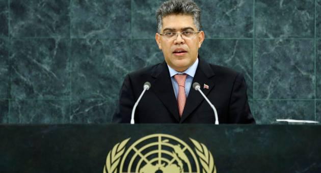 Elias Jaua Milano-Fidel Ernesto Vasquez