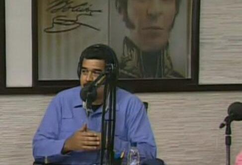 En contacto con Maduro-Fidel Ernesto Vasquez