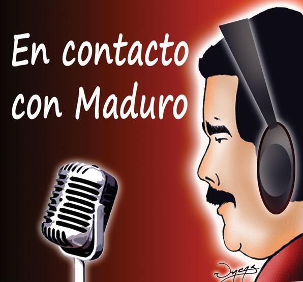 En contacto con Maduro - Fidel Ernesto Vasquez