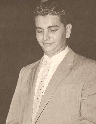 Jose Manuel (Chema) Saher-Fidel Ernesto Vasquez
