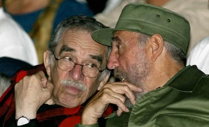 Fidel Castro Ruz-Gabriel Garcia Marquez-Fidel Ernesto Vasquez