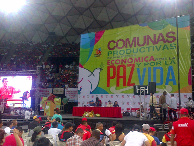 COMUNAS-Fidel Ernesto Vasquez