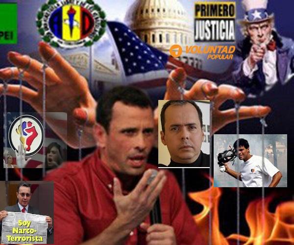 golpistas-Fidel Ernesto Vasquez