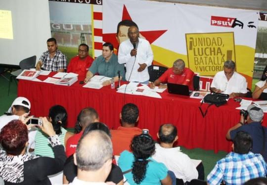 PSUV Anzoategui-Fidel Ernesto Vasquez