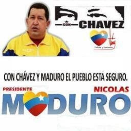 Chavez-Maduro-Fidel Ernesto Vasquez