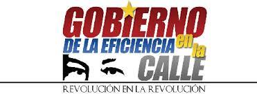 Gobierno de eficiencia en la calle-Fidel Ernesto Vasquez