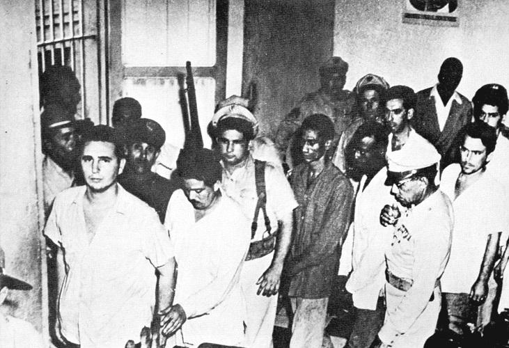 Asalto al Cuartel Moncada-Fidel Ernesto Vasquez