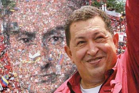 Comandante Hugo Chavez Frias-Fidel Ernesto Vasquez