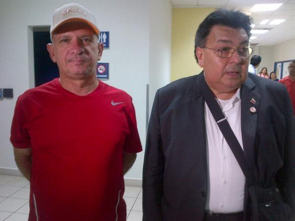 GENERAL HUGO CARVAJAL-Fidel Ernesto Vasquez