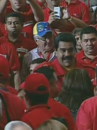 Nicolas Maduro-Fidel Ernesto Vasquez.jpg large