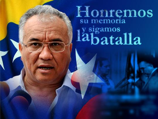 William Lara-Fidel Ernesto Vasquez