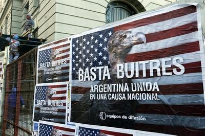 Fondos Buitres-Fidel Ernesto Vasquez