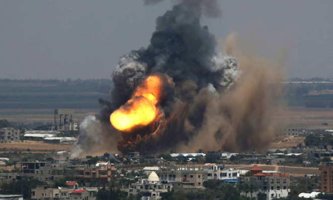 Gaza-Fidel Ernesto Vasquez