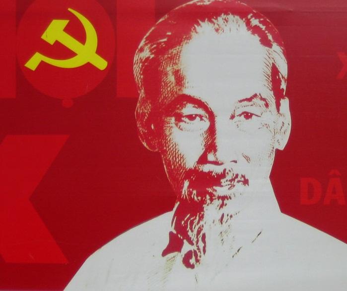 Ho Chí Minh-Fidel Ernesto Vasquez