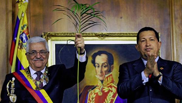 Hugo Chavez-Abdel Aziz Duwaik-Fidel Ernesto Vasquez
