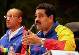 Nicolas Maduro-Hector Rodriguez-Fidel Ernesto Vasquez