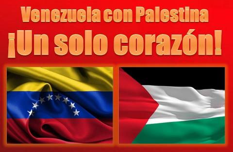 Palestina-Venezuela-Fidel Ernesto Vasquez