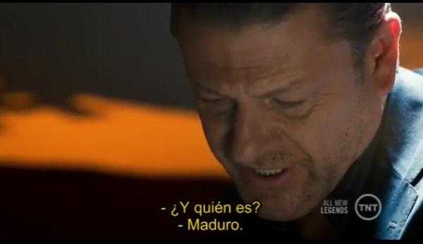 serie Legends 02-Fidel Ernesto Vasquez