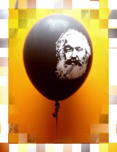 Karl Marx-Fidel Ernesto Vasquez