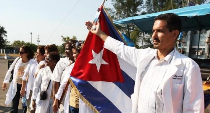 Medicos Cubanos-Fidel Ernesto Vasquez