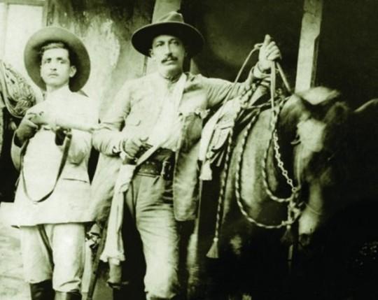 Maisante-Fidel Ernesto Vasquez