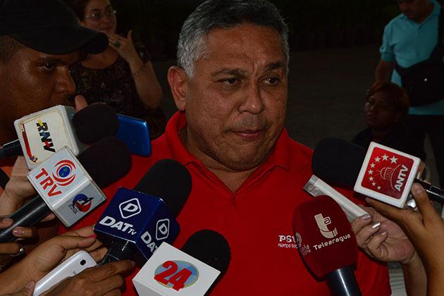 Pedro Carreño-Fidel Ernesto Vasquez