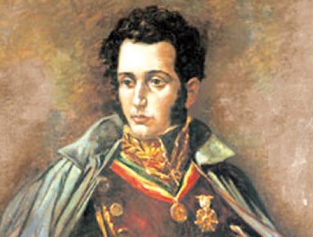 Antonio Jose de Sucre-Fidel Ernesto Vasquez