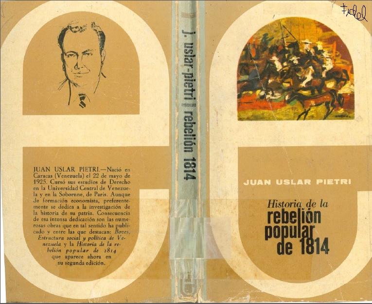 Historia de la rebelion popular-Fidel Ernesto Vasquez