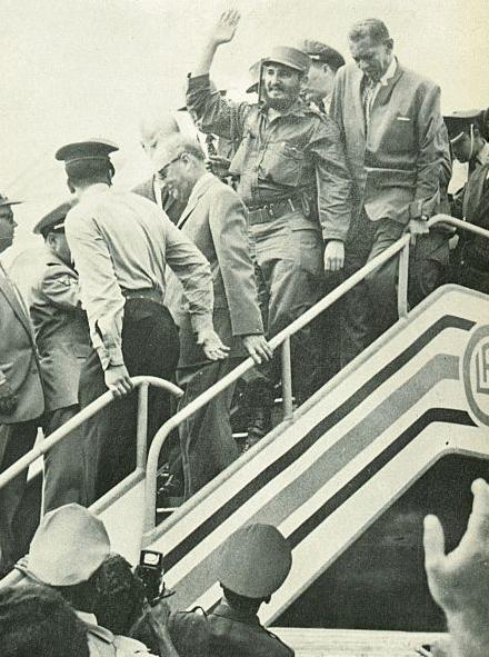Fidel Castro en Caracas-Fidel Ernesto Vasquez
