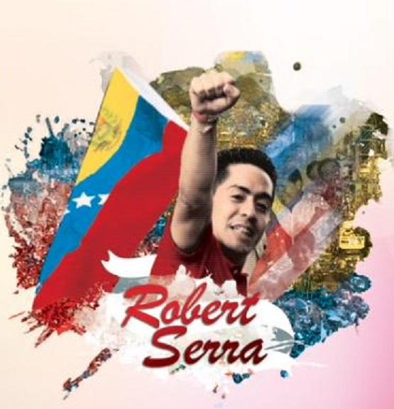 Robert Serra-Fidel Ernesto Vasquez