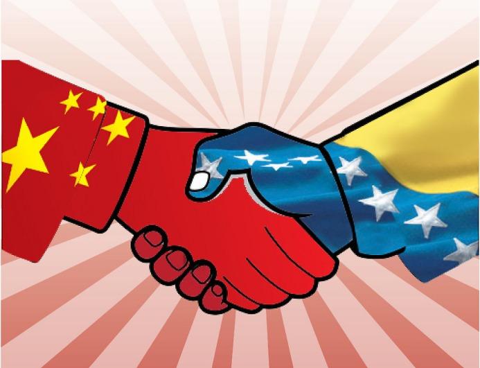 China - Venezuela-Fidel Ernesto Vasquez