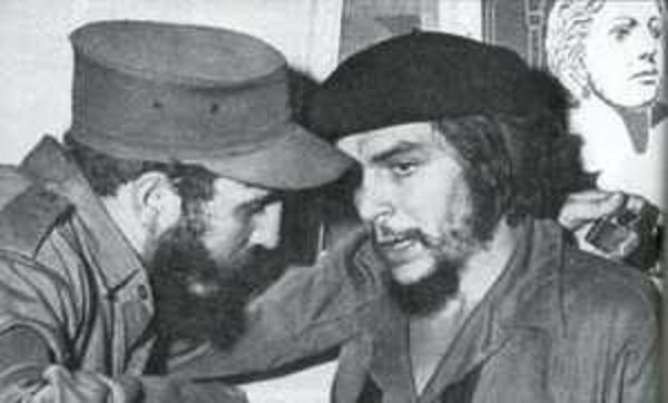 Ernesto Che Guevara-Fidel Castro-Fidel Ernesto Vasquez
