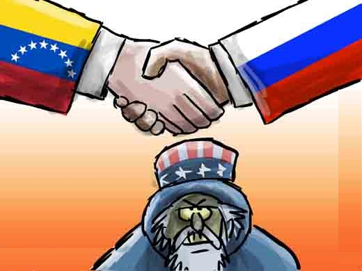 Rusia-Venezuela-Fidel Ernesto Vasquez