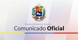 Comunicado Oficial-Fidel Ernesto Vasquez