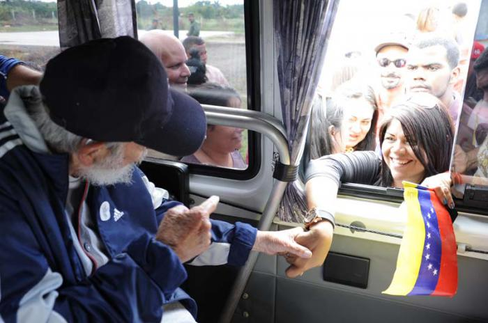 En Cuba-Fidel Ernesto Vasquez