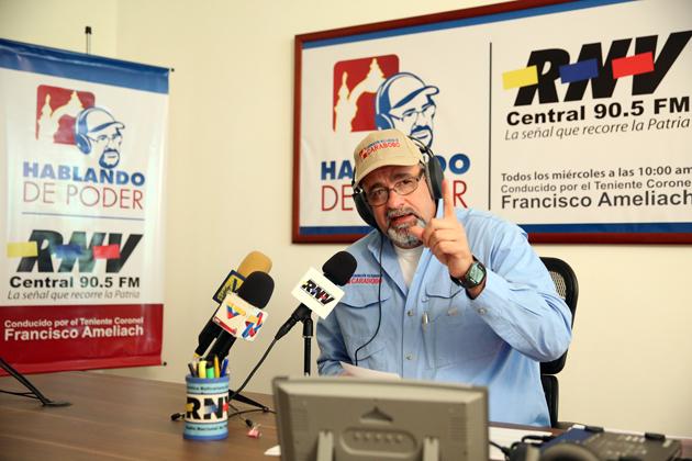 Francisco Ameliach-Fidel Ernesto Vasquez