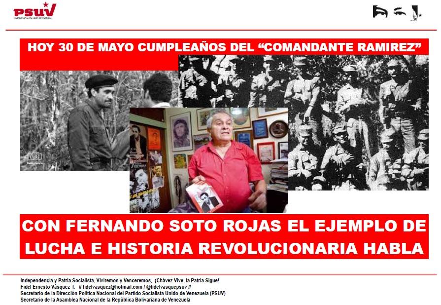 Cumpleaños de Fernando Soto Rojas-Fidel Ernesto Vasquez